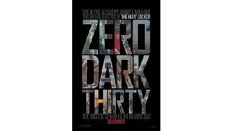 The CIA Helped Edit Zero Dark Thirty Movie