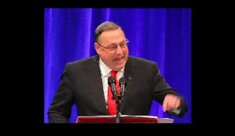 Maine Governor Compares Democratic Budget Plan to Anal Rape