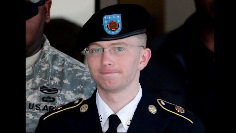 Manning to Live, but in Prison