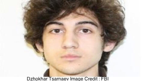 Boston Bomber Indicted: Dzhokhar Tsarnaev to Face 30 Counts