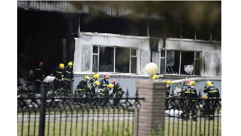 119 Die in Chinese Poultry Factory Fire