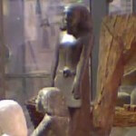 VIDEO: Ancient Statue of Osiris Mysteriously Spins in Its Case