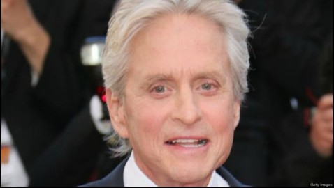 Michael Douglas Claims Oral Sex Gave Him Cancer