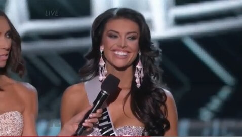"Miss USA Finalist Flubs Answer, Proves America Needs to ""Create Education Better"""