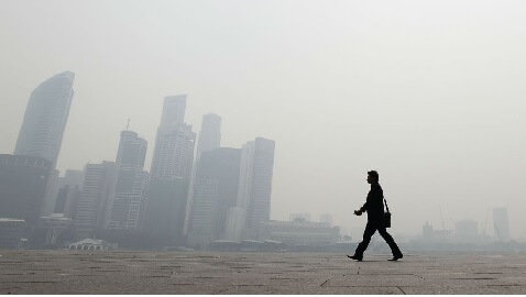 Singapore has Worst Pollution of All Time