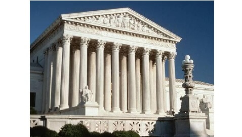 Supreme Court to Stay Open Even if Government Shuts Down