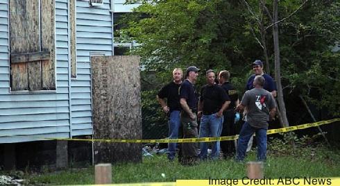 Three Female Bodies Found in Ohio, Suspect Found
