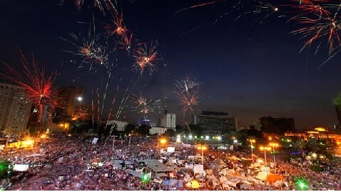 Egypt's Army Ousts President