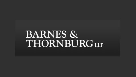 Barnes & Thornburg's Atlanta Office Adds Entertainment Law Partner