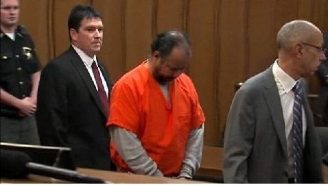 Ariel Castro Settles on Plea Deal that Will Save His Life