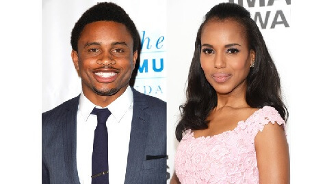 Kerry Washington Secretly Marries 49ers Nnamdi Asomugha