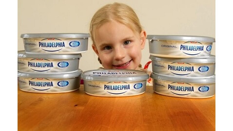 Cream Cheese Diet Allows Mute 3-Year-Old to Speak