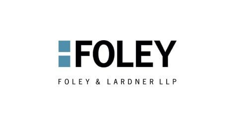 law firm news, foley & lardner