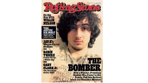 Rolling Stone Makes Rock Star out of Boston Bomber