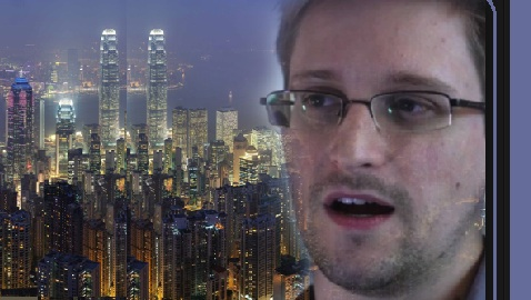 Edward Snowden Seeks Asylum in Russia
