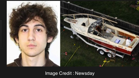 Boston Bomb Suspect Dzhokhar Tsarnaev Pleads Not Guilty