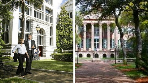 Merger Proposal: College of Charleston and the Charleston School of Law