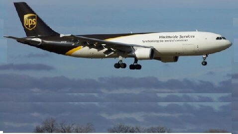 UPS Airbus A300 Crashes at Birmingham Airport
