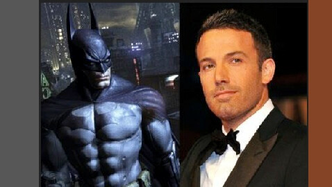 """I'm Batman,"" Says Oscar Winner Ben Affleck"