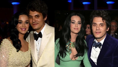 Katy Perry and John Mayer Back with a Blast