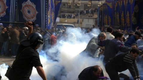 Violent Clash in Egypt: Death Toll More than 500