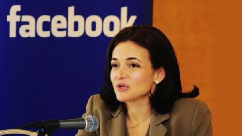 Lean-In's Sheryl Sandberg Apparently Can't Afford to Pay Interns After Netting $91 Million Last Week