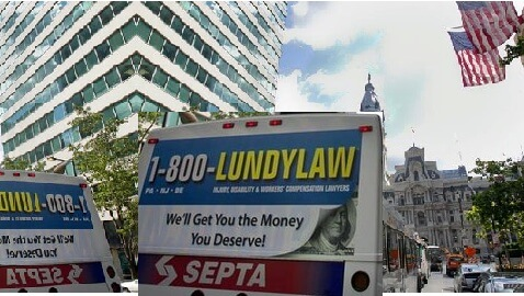 SEPTA Ad Space a Battleground for Philly Law Firms