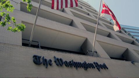 Washington Post Sold to Owner of Amazon