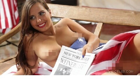 Anthony Weiner's Mistress, Sydney Leathers, Makes Porno, Advises on How to Seduce Politicians in 10 Points
