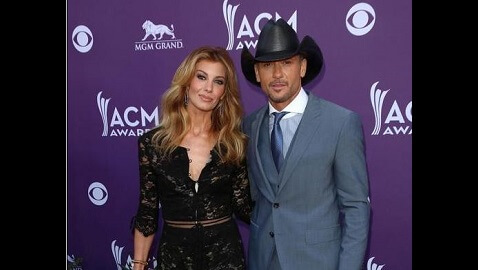 Faith Hill and Tim McGraw Deny Rumors of Divorce