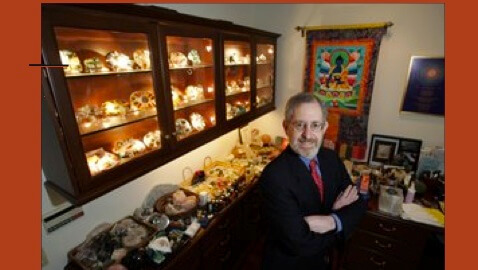 Kenneth Klee: Bankruptcy Lawyer by Day, Energy Healer by Night