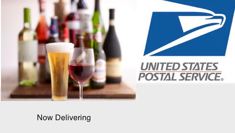 Post Office to Deliver Beer Wine and Spirits
