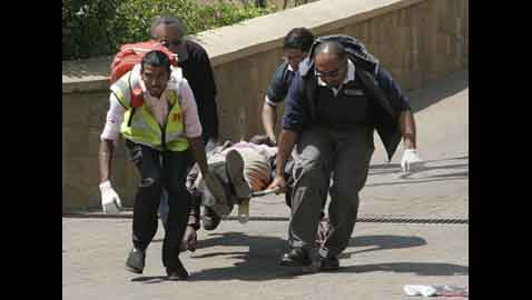 Bloody Terrorist Attack in Kenyan Mall Claims 30