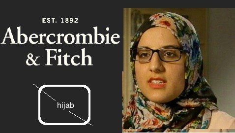 Judge Rules Abercrombie Violated Law in Firing Hijab Wearing Employee