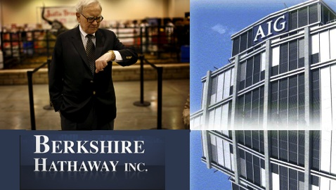 Berkshire and AIG Go Head to Head