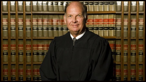 Chief Justice Myron Steele of Delaware's Supreme Court Retires