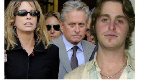 Michael Douglas and Ex-wife Fight to Meet Imprisoned Son