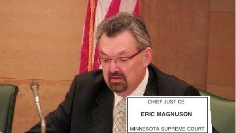 Former Minnesota Supreme Court Justice Eric Magnuson Joins Robins, Kaplan, Miller & Ciresi L.L.P. in Business Litigation Practice
