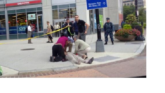 Shooting Incident at Washington Navy Yard