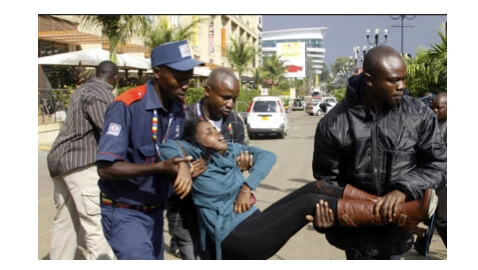 Kenya's President Defeats Mall Terrorists & Attackers