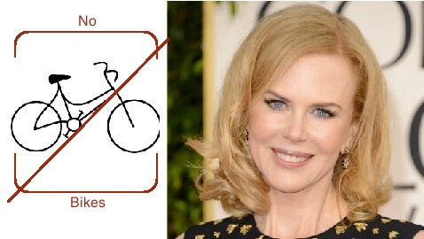 Nicole Kidman to Press Charges on Sidewalk Biking Photographer