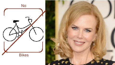 Nicole Kidman to Press Charges on Sidewalk Biking Photographer