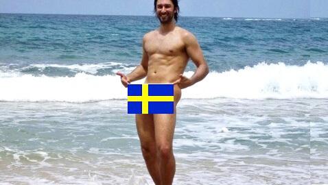 Self-Pleasure Legal on Beaches in Sweden