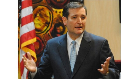 VIDEO: Ted Cruz Filibuster Lasts 21 Hours Yet Fails