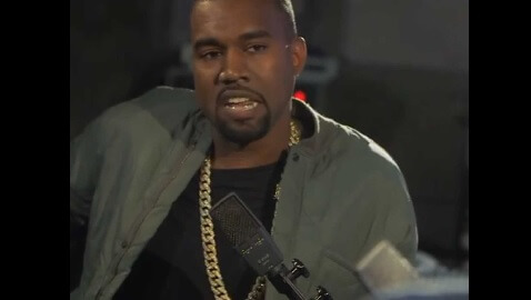 Kanye Take a Joke? Kanye West Explodes Over Jimmy Kimmel's Ribbing