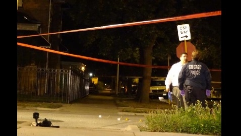 Chicago Shooting Leaves 13 Wounded