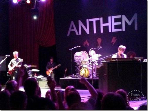 Hanson Concert 1