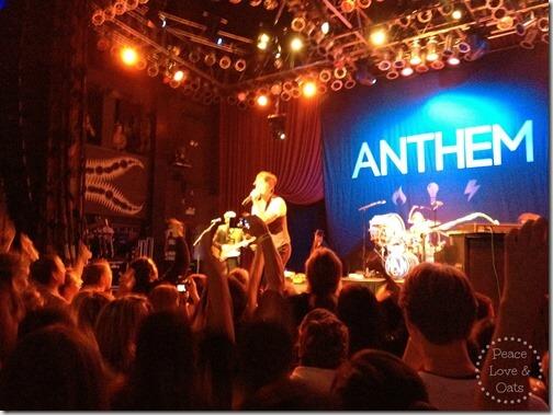 Hanson Concert 2