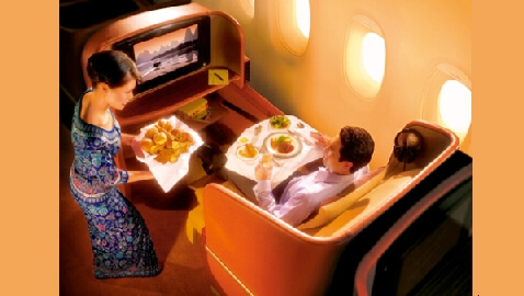 Big Shocker! Millennial Generation Spending Less of its own Cash on Luxury Goods and Services! More Often Found Using Company Cash on 1st Class Flights!