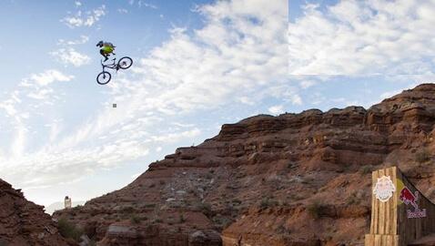 Stunt of Stunts: Craziest Mountain Bike Backflip in Recorded History
